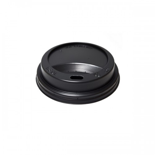 Capac din plastic 100ml(4oz) Negru