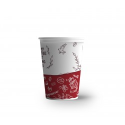 Pahar din carton 12OZ (350ml) Happy Cups