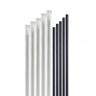 Paie BIO hartie BLACK ambalat indv. 150 pcs/set