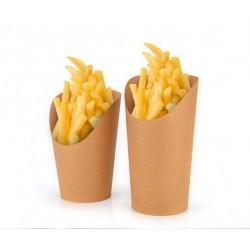 Pahar carton pentru cartofi KRAFT