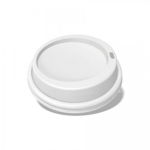 Capac din plastic 250ml-330ml(8oz-12ozV) Alb