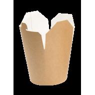 Cutie carton KRAFT 900 ML (50/SET)