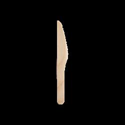 Cutit din lemn BIO 100buc/set