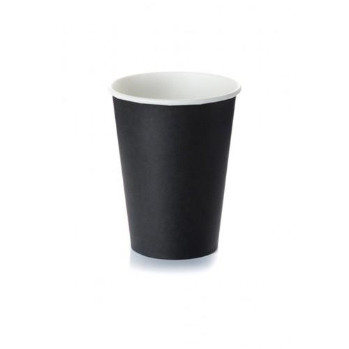 Pahar din carton 12OZ NEGRU (350ML)