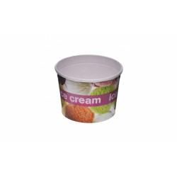 Pahar inghetata 130ml ICE 70buc/set