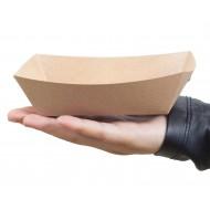 BARCUTA FAST-FOOD M DIN CARTON 100PCS/SET