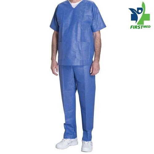 Costum/Uniforma U.F blue